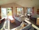 Willerby Clearwater on Oakmere Park, Open plan lounge