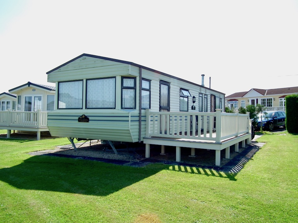 Willerby Westmoreland on Pitch 97 Oakmere Park